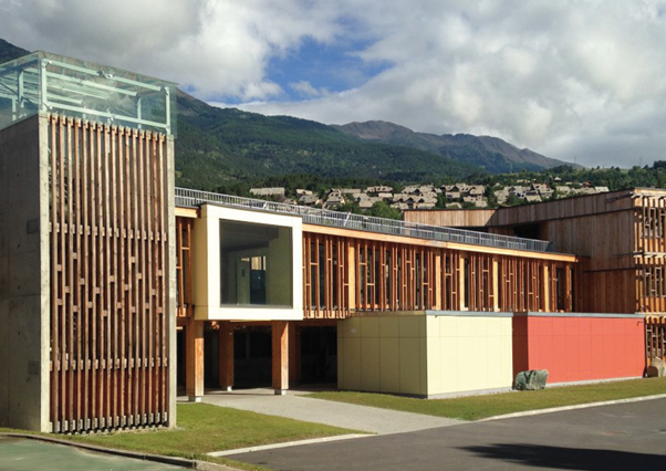 Lycée Alpes et Durance